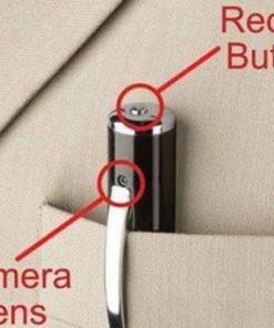 Bút camera ngụy trang 8GB giá rẻ hỗ trợ quay lén siêu nét.