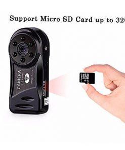 Camera IP MD81 quay đêm, xem hình ảnh trực tiếp trên điện thoại