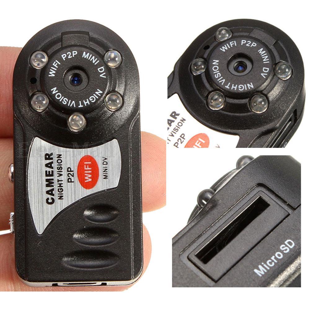 Camera IP siêu nhỏ Q7 là một trong những sự lựa chọn dành cho bạn