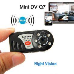 Camera IP siêu nhỏ Q7 với tính năng quay lén mạnh mẽ