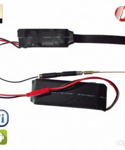 Camera IP siêu nhỏ V99 là sản phẩm sở hữu những tính năng thu hình, thu âm chất lượng