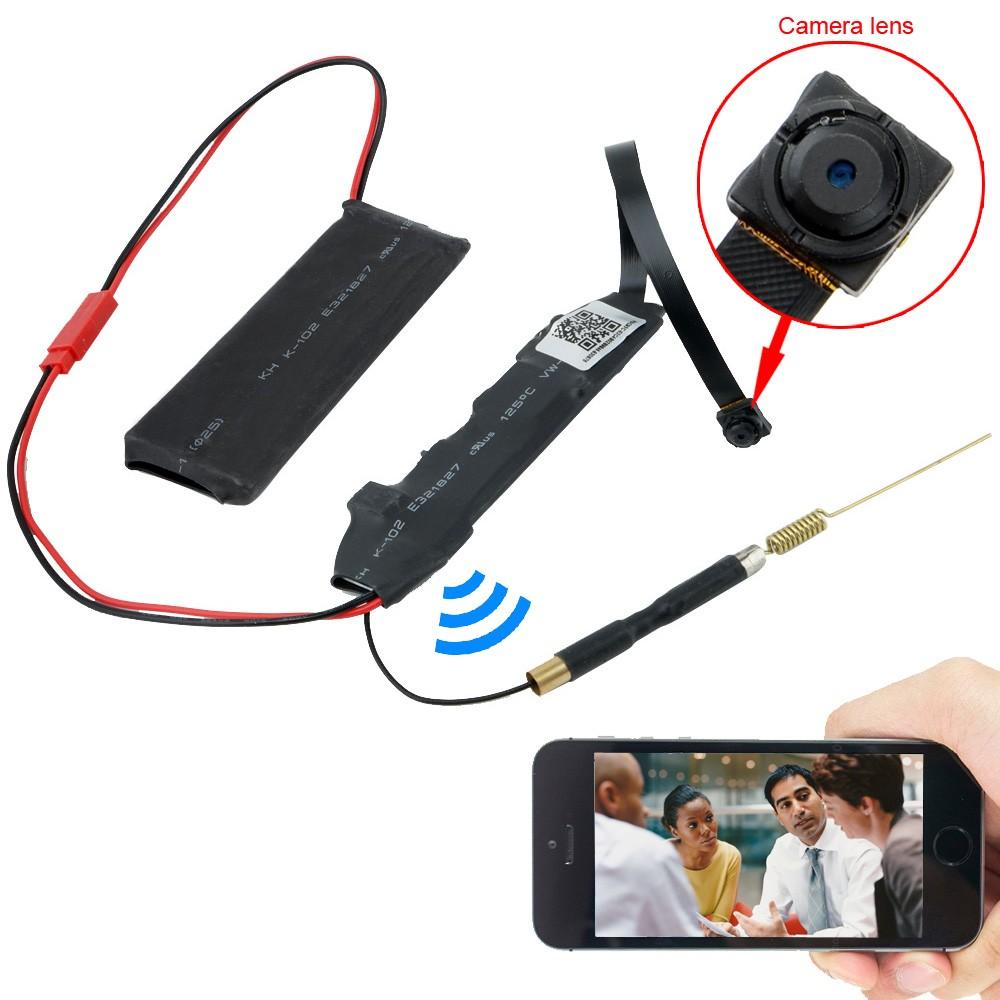 Camera IP siêu nhỏ V99 thiết bị quay lén tốt nhất hiện nay