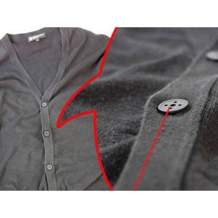 Cúc áo camera ngụy trang khéo léo S918 là sự lựa chọn tốt nhất dành cho bạn.