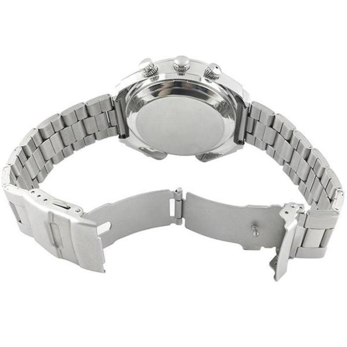 Đồng hồ đeo tay camera đây sắt W4000 Full HD quay đêm với lớp vỏ ngụy trang hoàn hảo. Kết hợp với khả năng quay lén siêu sắc nét.
