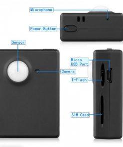 Thiết bị nghe lén X9009 điều khiển nghe lén chuẩn nhất hiện nay.