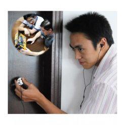 Máy nghe lén xuyên tường, xuyên bê tông âm thanh cực rõ chất lượng tốt nhất hiện nay.