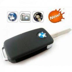 Móc khóa camera giá rẻ BMW là thiết bị hỗ trợ ngụy trang quay lén hoàn hảo.