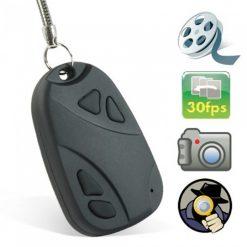Móc khóa camera giá rẻ CK808 thu hình ghi âm chất lượng.