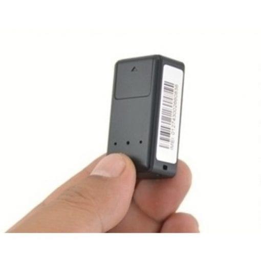 Máy nghe lén cực nhỏ X1 - nhỏ nhất thế giới là thiết bị nghe lén siêu chuẩn xác.