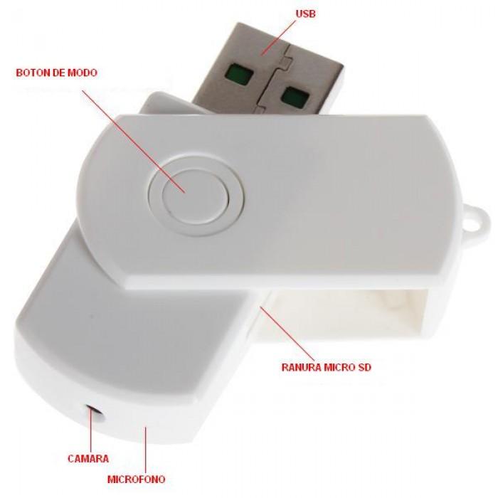 USB camera siêu nhỏ Q2 ngụy trang hoàn hảo