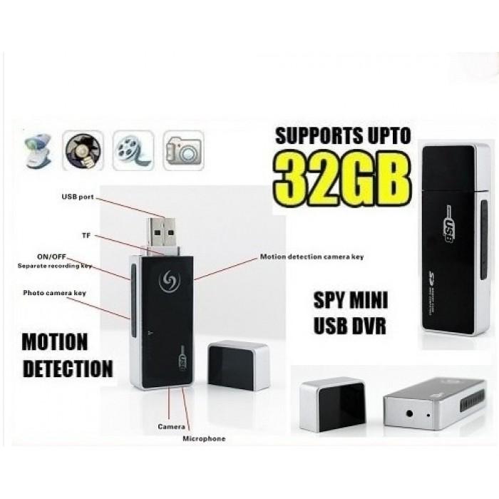USB ngụy trang camera U9 sở hữu khả năng ngụy trang mạnh mẽ.