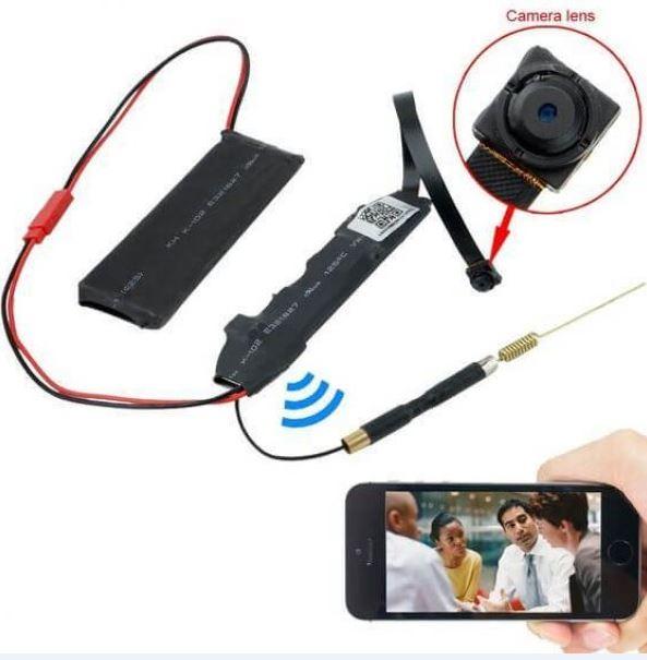 Camera Siêu Nhỏ IP Wifi S09 là sự lựa chọn số 1 dành cho bạn