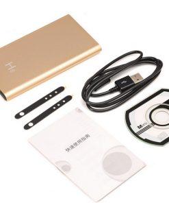 Camera wifi pin sạc dự phòng h8 mang đến khả năng ghi hình bí mật hoàn hảo