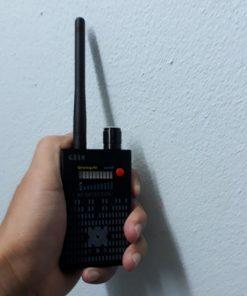 Máy phát hiện nghe lén định vị camera C318 hỗ trợ phát hiện máy nghe lén siêu nhạy