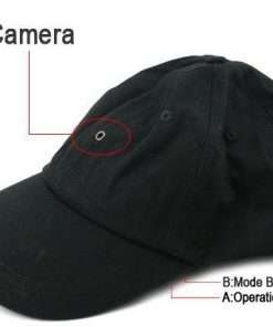 Mũ camera ngụy trang là sự lựa chọn số 1 dành cho bạn