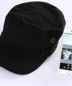 Mũ camera ngụy trang dễ sử dụng và an toàn cho người dùng