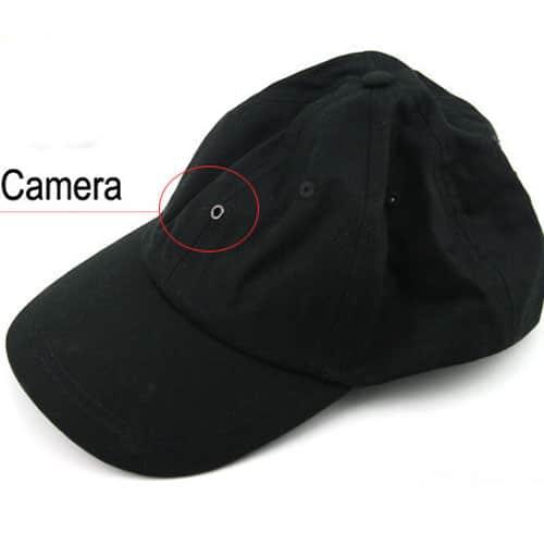Mũ camera ngụy trang thế hệ mới