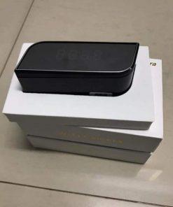 Camera wifi ngụy trang đồng hồ để bàn thiết kế đơn giản dễ sử dụng