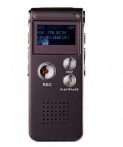 Máy ghi âm RV11 8GB Pro với thiết kế đơn giản đầy tinh tế